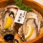 糸魚川産 岩牡蠣
