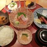 季節の地魚定食