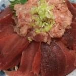 マグロ丼 シーサイド磯貝