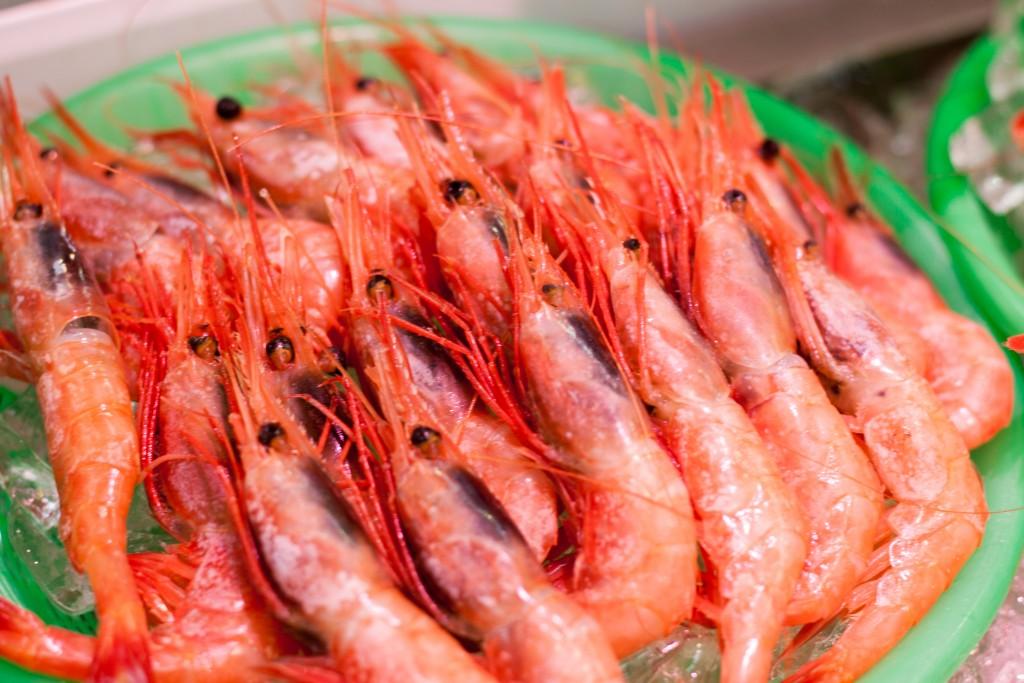 南蛮エビ(甘エビ) | 新潟県糸魚川の観光案内