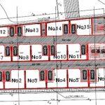 須沢オートキャンプ場区画図